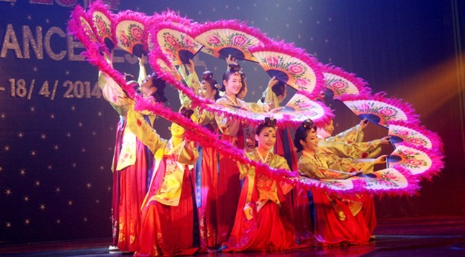 Ninh Bình to host world dance festival