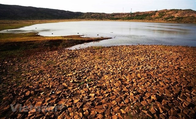 Water management becomes crucially important