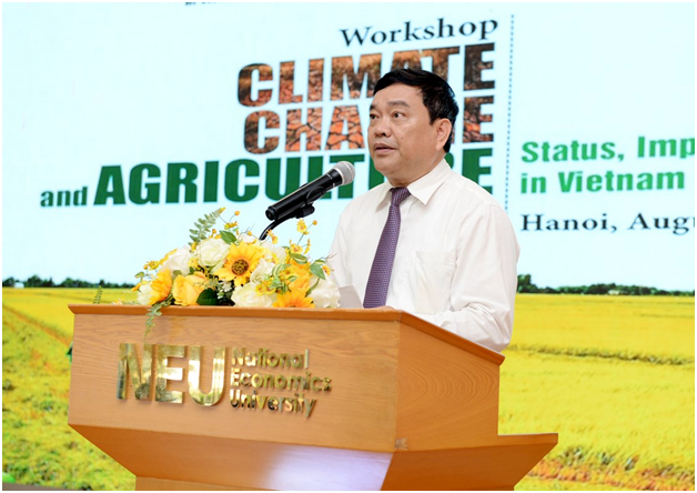 Workshop discusses climate change in Viet Nam, Taiwan